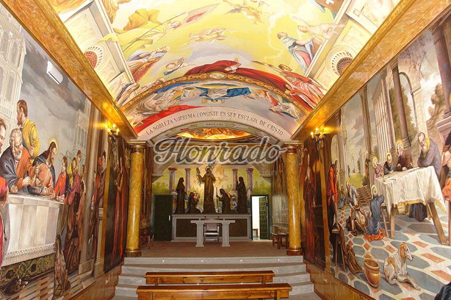 Construccion de Cupula Ermita de San Pedro por Eurodesing